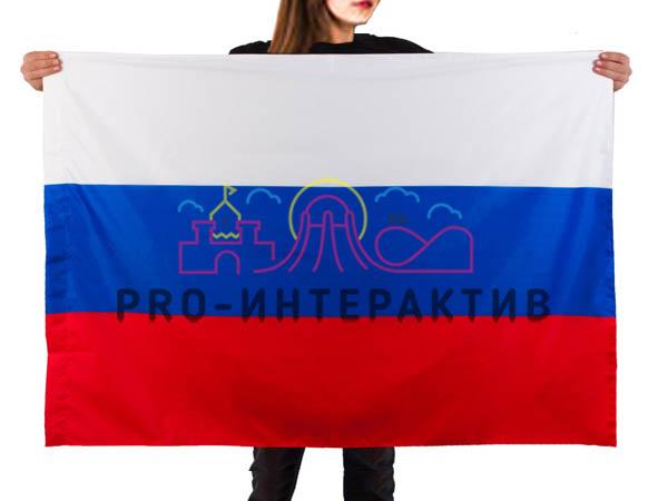 Флаг РФ в аренду