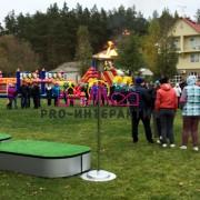 Олимпийский огонь в аренду на праздник