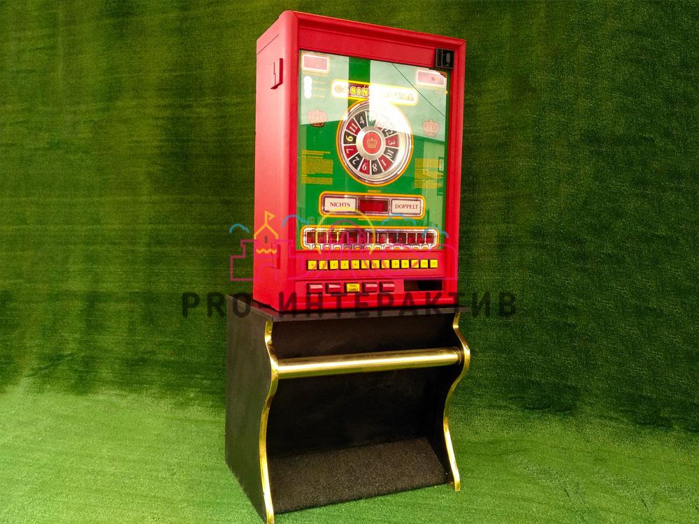 Выездное казино с игровыми автоматами