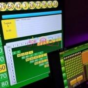 Выездное казино на праздник с игрой кено