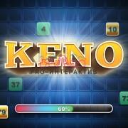Фан казино на праздник с кено