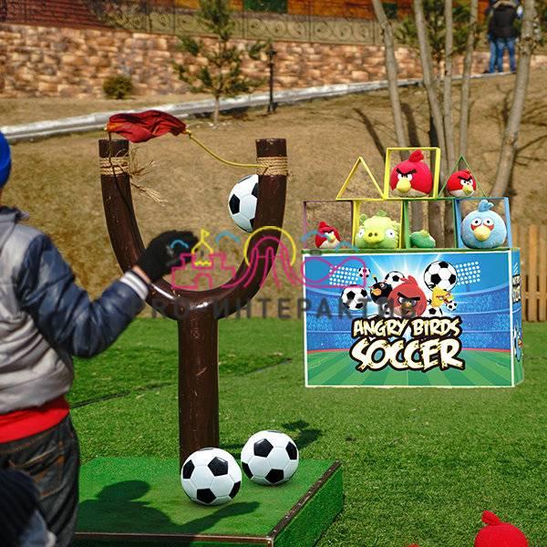 Angry Birds Soccer Футбол
