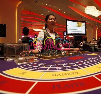 Игровой стол Баккара в аренду