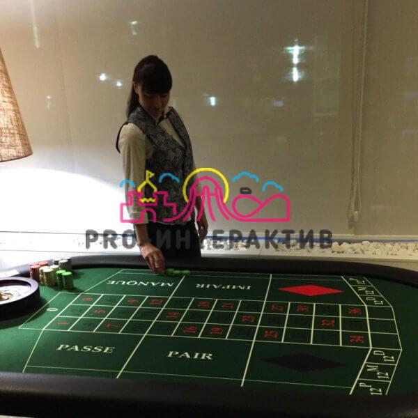 Аренда казино в Москве