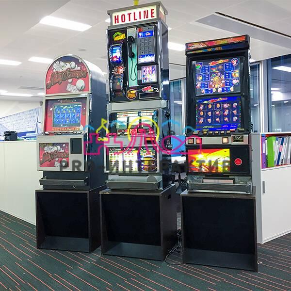 Игровые автоматы в аренду на офисную вечеринку