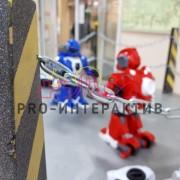 Битва роботов напрокат на праздник