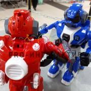Битва роботов в аренду на праздник
