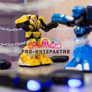 Аренда аттракциона Битва роботов (Живая сталь) на корпоративное мероприятие
