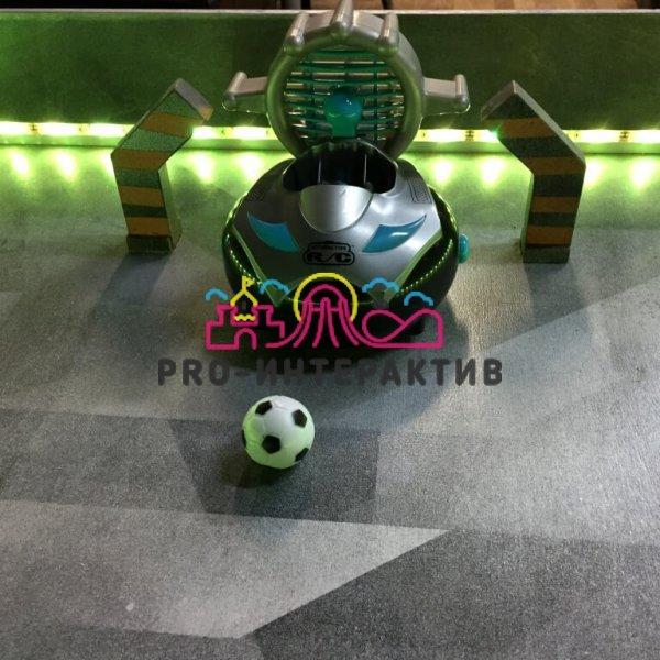 Робофутбол космический