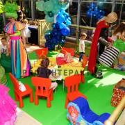 Детская площадка в аренду на праздник