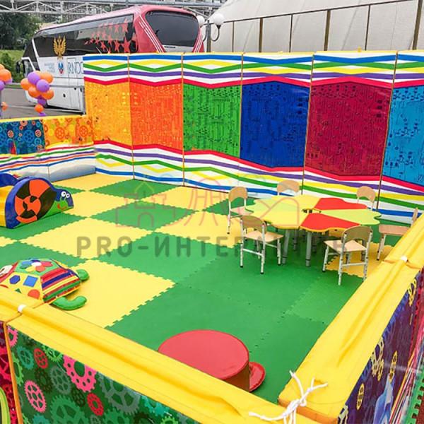 Детская комната на мероприятии