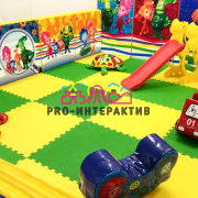 Детская комната - отличная игровая зона для детей