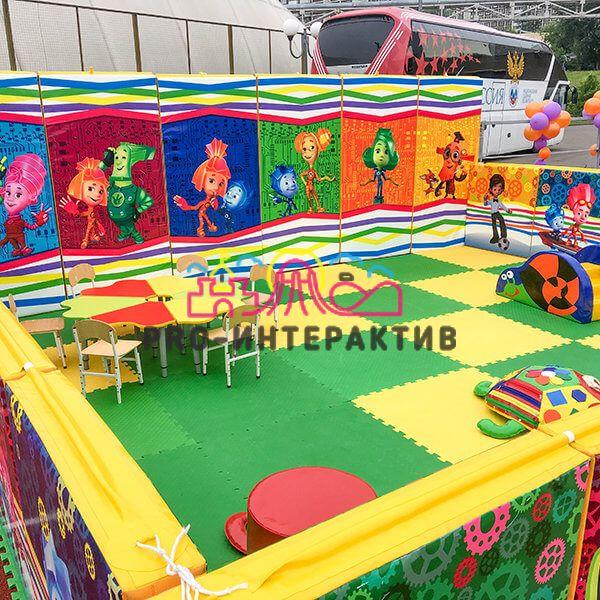 Детская комната - отличная игровая зона для детей в аренду