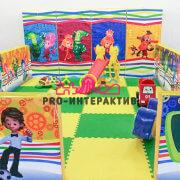 Детская комната - отличная игровая зона для детей на праздник