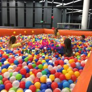 Бассейн с шариками напрокат