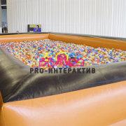 Сухой бассейн Дуэль для шариков