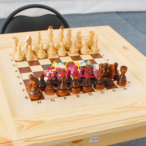 Шахматы парковые в аренду на мероприятие