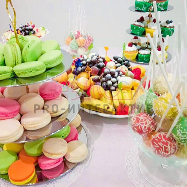 Заказать сладкий стол на праздник