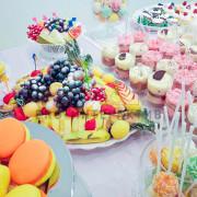 Аренда сладкого стола на мероприятие в Москве