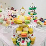 Пирожки и кексики на мероприятие