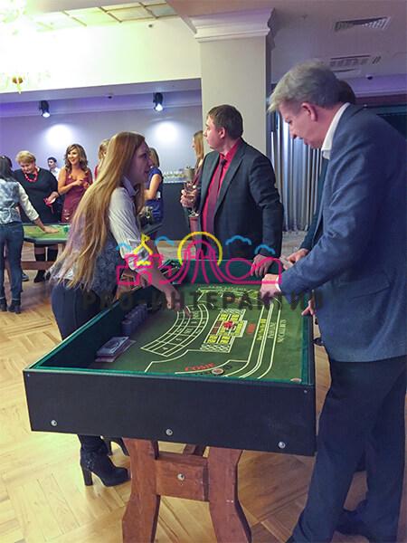 Организация выездного казино под ключ