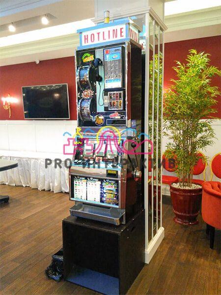 Заказать фан-казино с игровыми автоматами