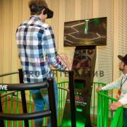 Аренда VR Платформы на мероприятие 1
