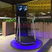 Аренда VR платформы на праздник