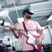 Гитар Хиро VR в аренду на праздник