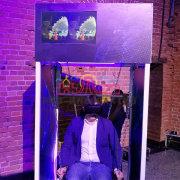 Аттракцион с очками виртуальной реальности в аренду