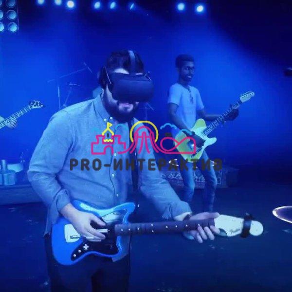 VR Rock Band в аренду