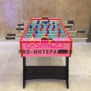 Футбольный кикер розовый напрокат на 8 марта