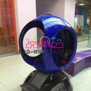 Виртуальная реальность аттракцион VR Шаттл в аренду на мероприятие