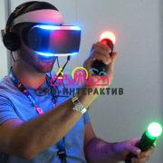 Sony VR виртуальная реальность в аренду