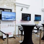 Телевизоры на конференции
