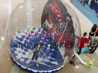 Чудо шар на праздник масленицы