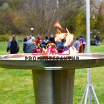 Чаша олимпийского огня в аренду на спортивное мероприятие