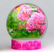 Прокат фотозоны Чудо-Шар на 8 марта отличный способ красиво поздравить женщин
