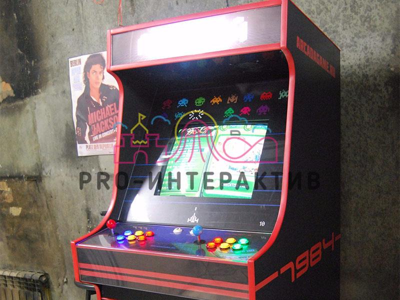 Игровые машины с ретро играми в аренду