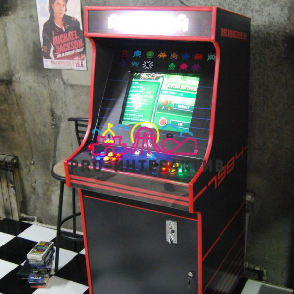 Автомат игровой Аркада