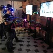 Аренда аттракциона VR стрелок с PS4