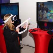 Организация VR развлечений на празднике
