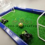Футбол на машинках в аренду на мероприятие