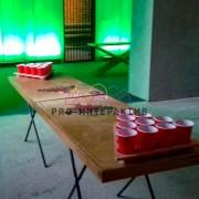 Бирпонг (Пивной теннис) в аренду на праздник