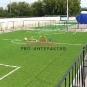 Установим футбольную площадку в любом месте