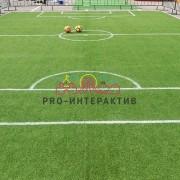 Прокат площадки для футбольных матчей с установкой на мероприятии