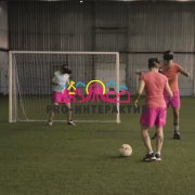 VR футбол
