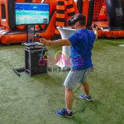 Виртуальный вратарь VR аттракцион напрокат