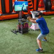 VR вратарь напрокат на праздник