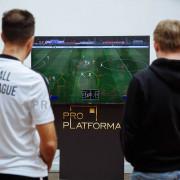 аренда игры fifa на мероприятие в москве с экраном 7